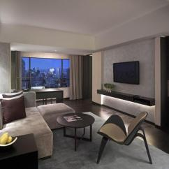 Hotel With Living Room Elle Decor Modern Rooms New World Makati Manila Pasay Suite