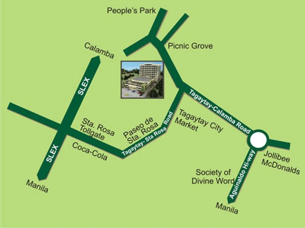 One Tagaytay Place By Jg Vacation Rentals Apartment Tagaytay