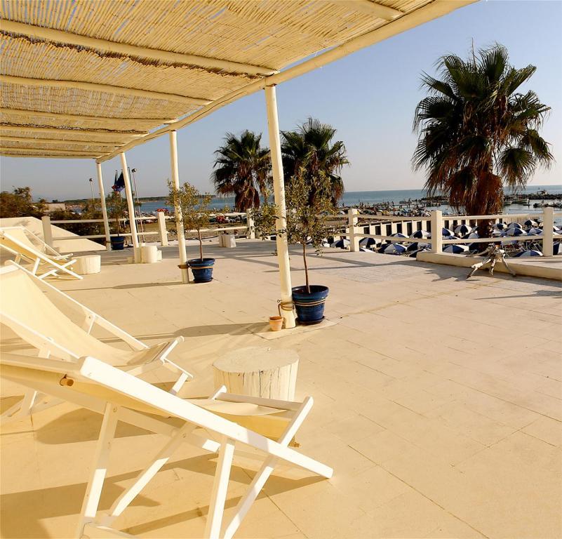 Hotel Bagni Lido  Cecina  prenotazione online  ViaMichelin