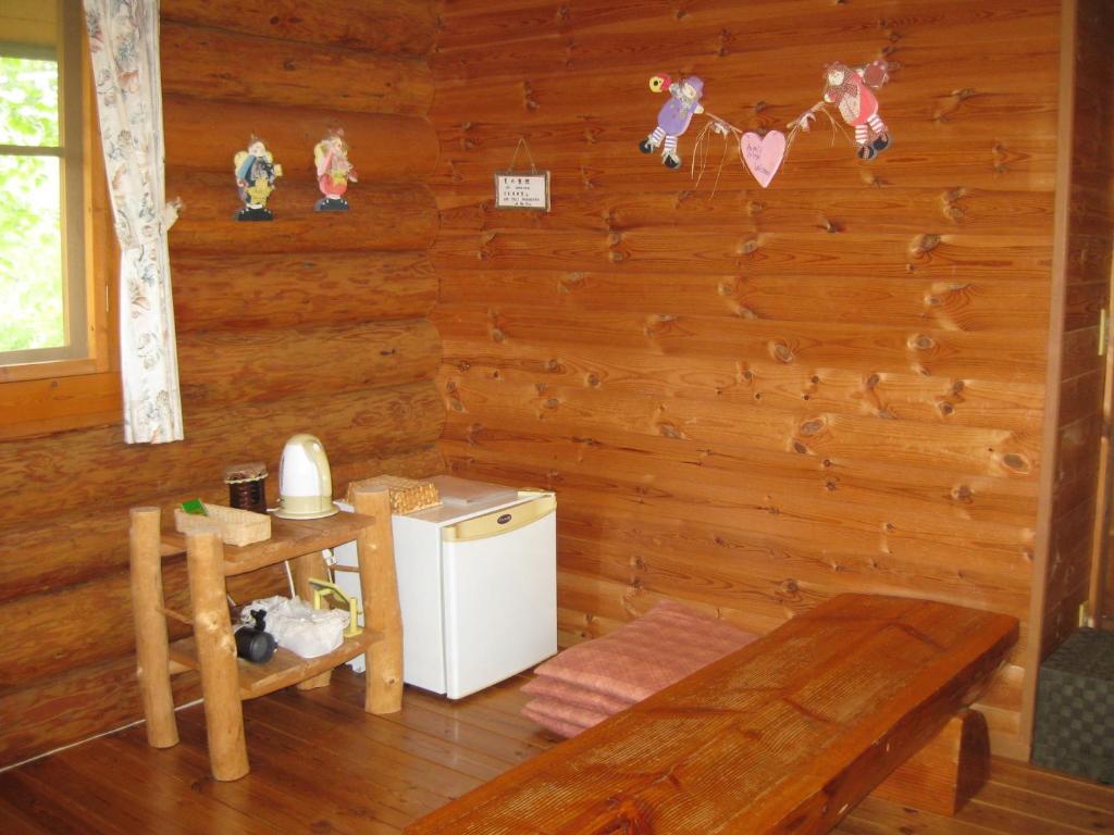 Log Cottage Himawari Rentals Nakafurano