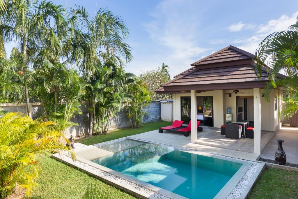 Phuket Swimming Pool Residence Adults Only Holiday Homes