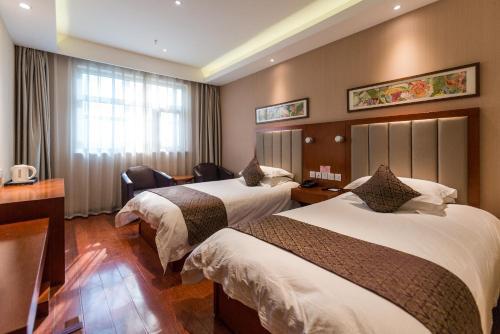 Beijing Huanghe Jingdu Hotel China 30 Reviews Price From