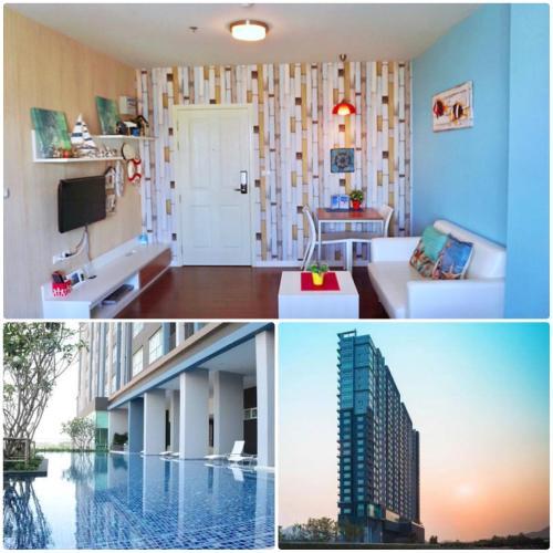 Baan Kiang Fah Huahin By The Sea Apartment Hua Hin