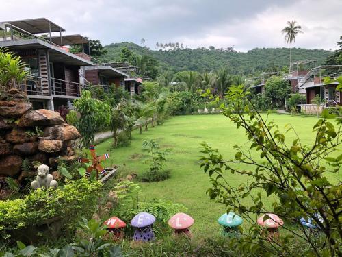 Baan Boom Boxes Eco Friendly Resort Holiday Residences Mae