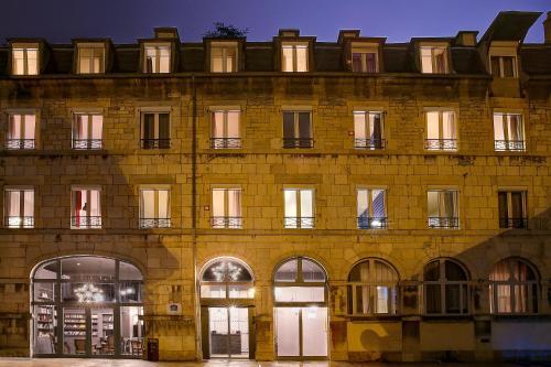 Best Western Citadelle Htel 13 Rue Du Gnral Lecourbe