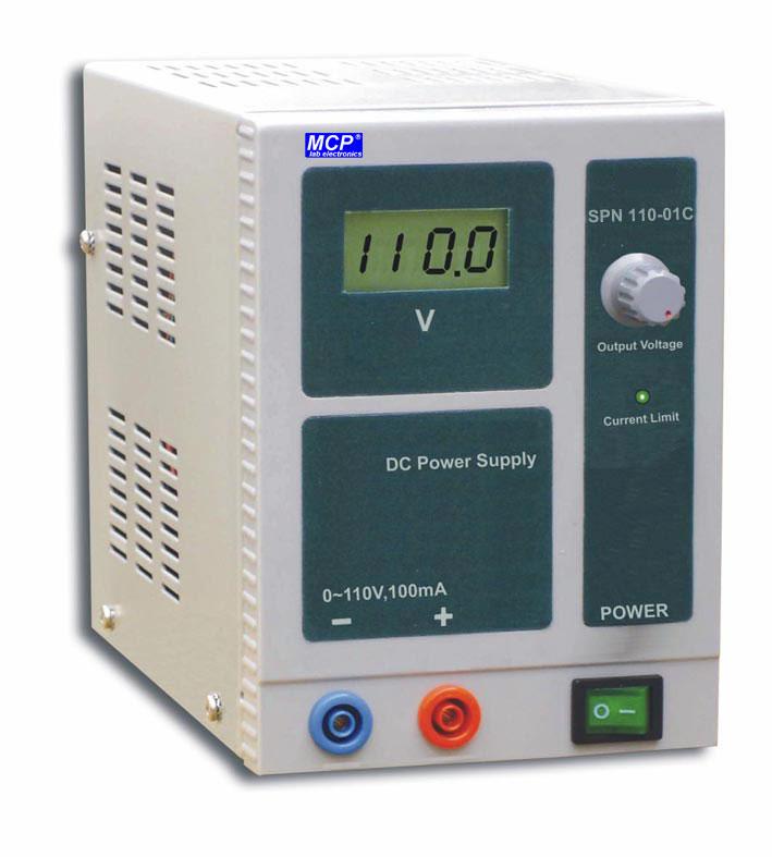 Variable Power Supply Symbol
