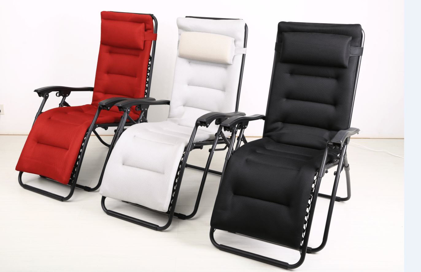 chair pad covers online india revolving bar stool product zero gravity mesh with padding