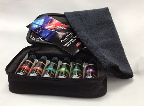 mini traveller kit. Aero detailing products distributor in toronto, close to yyz airport
