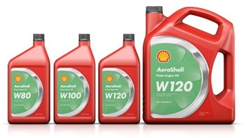 Aeroshell W80, W100 and W120
