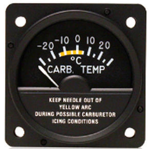 Carburetor Temperature Indicators and Probes