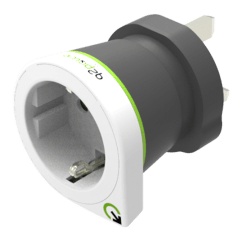 Plug Power Q2 Basic Auto Wiring Diagram Europe To Uk Besides The Other 50 Countries Around Globe Have Socket Standard That Accepts 3 Pole Which Is G