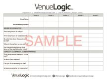 What questions to ask at your venue walkthrough - Venue ...