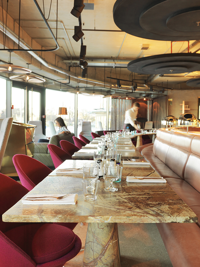 Restaurant Eclectic Paris Q2XROcom