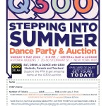 Stepping Into Summer Dance Party & Silent Auction 2020