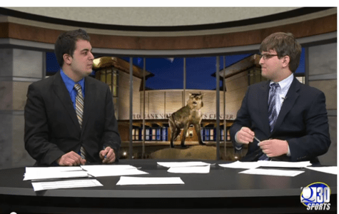 Sports Paws: 2/10/14