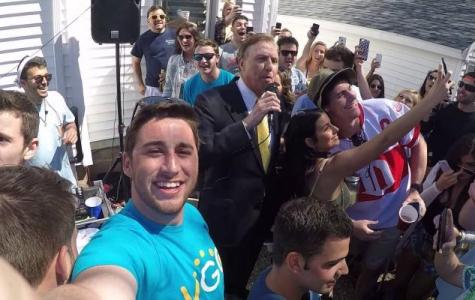 Quinnipiac University student who hosted the May Weekend party speaks out
