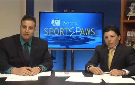 Sports Paws: 4/25/16