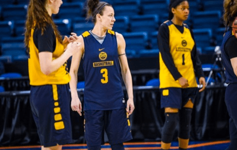 Quinnipiac's cinderella season ends at the hands of No. 1 seed South Carolina, 100-58