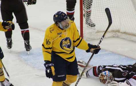 Quinnipiac men's hockey earns first ECAC win in 5-0 shutout of Brown