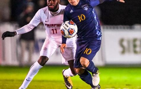 Fairfield tops Quinnipiac in penalty shoot out