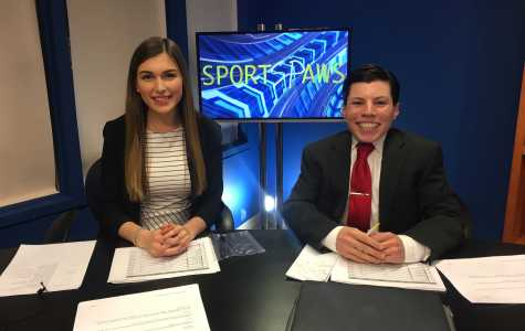 Sports Paws: 1/29/18