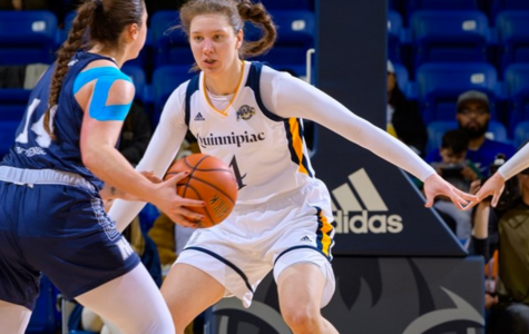 Quinnipiac women's basketball takes care of business against Monmouth in MAAC Tournament Quarterfinals