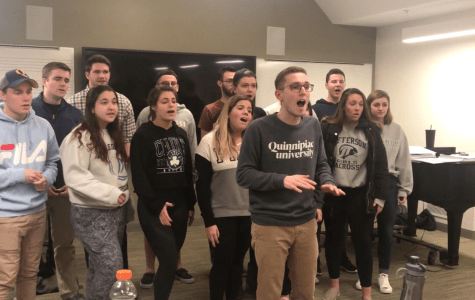 Quinnipeople: The Quinnipiac A Capella Legends