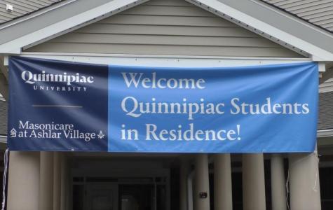 Quinnipiac's student in residence program