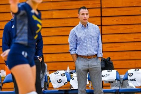 Quinnipiac fires women's volleyball coaching staff