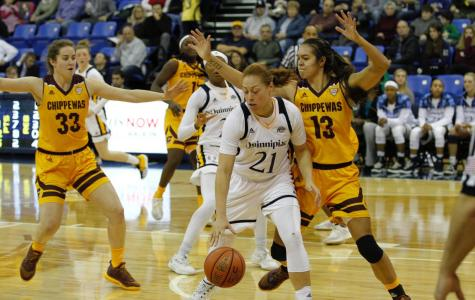 Quinnipiac falls to Central Michigan in home opener