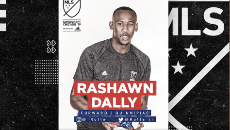 Rashawn Dally drafted by FC Cincinnati in MLS SuperDraft
