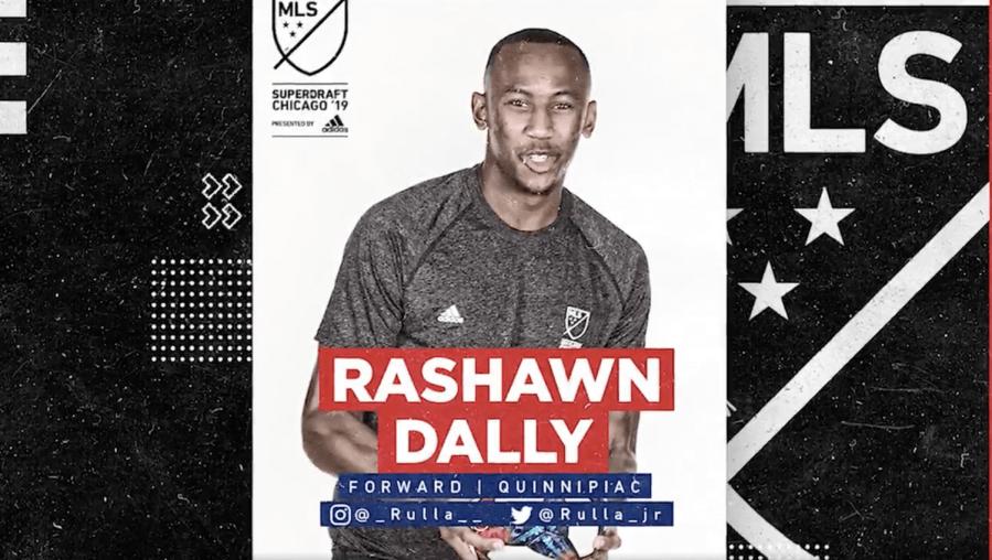 Rashawn Dally drafted by FC Cincinnati in MLS SuperDraft