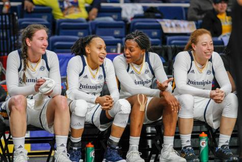 Quinnipiac women's basketball defeats Fairfield, advances to MAAC semifinals
