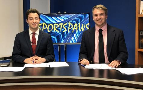 Sports Paws: 4/7/19