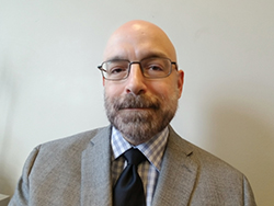 Quinnipiac welcomes Eric Sykes as the new vice president of enrollment