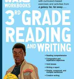Star Wars Workbook: 3rd Grade Reading and Writing - A2Z Science \u0026 Learning  Toy Store [ 2560 x 1797 Pixel ]