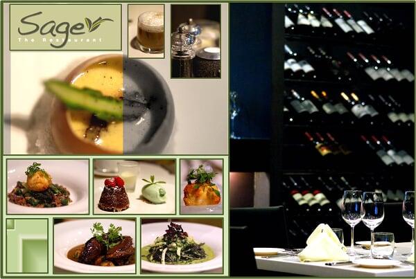 Sage, the Restaurant