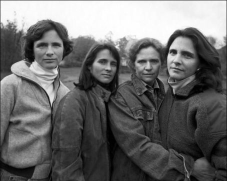 The Brown Sisters 1990