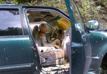 Car Interior Paint Job After Accident