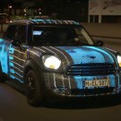 MINI Art Beat: 48,000 LEDs on a Mini Countryman