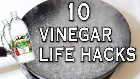 10 Useful Tips For Using Vinegar Around The Home