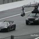 Behind The Scenes: Top Gear Testing McLaren P1