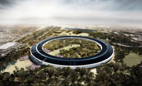 Images of Apple's Spaceship Headquarters