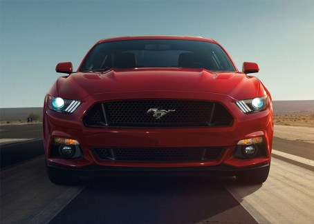 2015 Ford Mustang 4