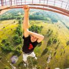 Ukrainian Daredevil Puts Together Terrifying Stunt Video