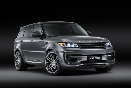 The Range Rover Sport 2014 By Startech