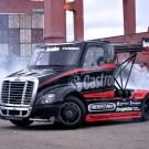Size Matters 2: Gymkhana Style Semi Truck Drifting