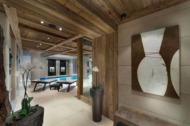 Chalet Edelweiss Courchevel 11