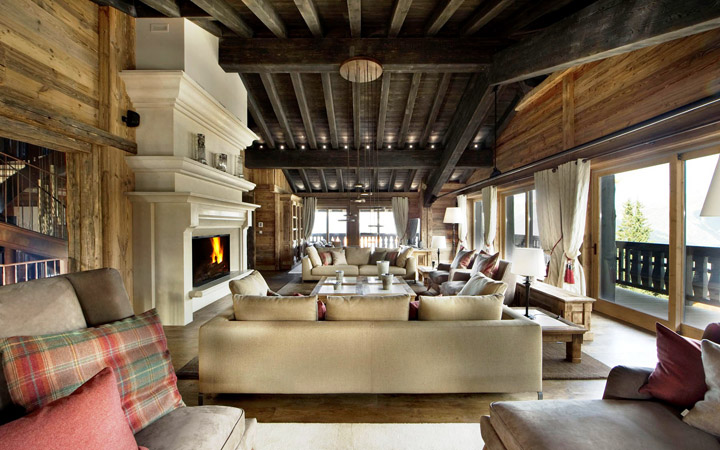 Chalet Edelweiss Courchevel 4