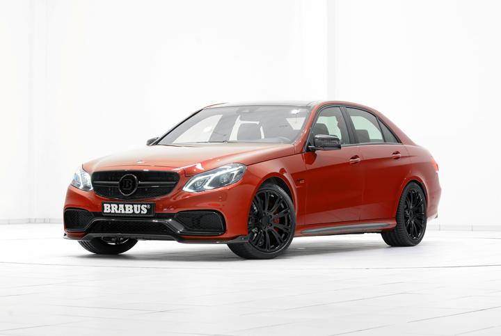 Brabus Mercedes-Benz E63